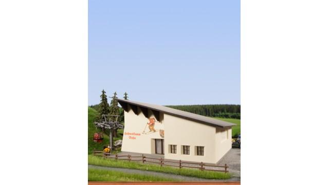 H0 Gebäudebausatz Hahnenkamm