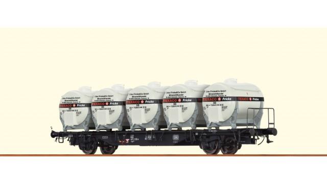 Behälterwagen Lbs589 DB, IV, Fricke