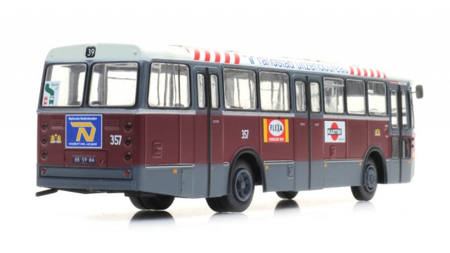 "Uitgebreid decalvel ""CSA1 bussen"", KIT"