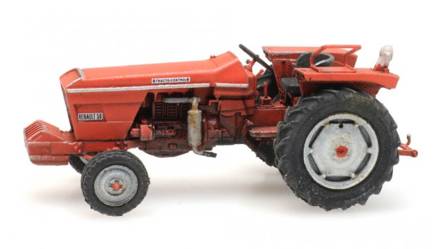 Renault 56 tractor, KIT