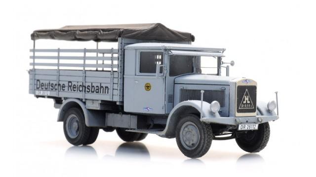 Hansa Lloyd Merkur Deutsche Reichsbahn