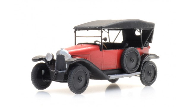 Citroën Type A rood
