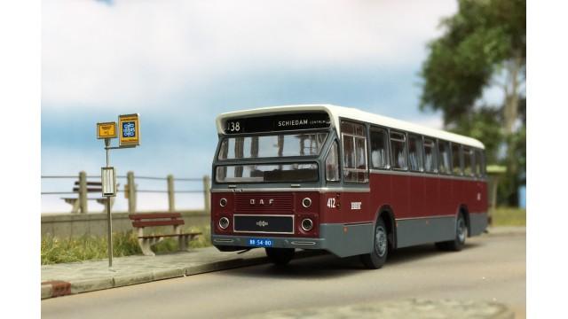 Stadsbus CSA1 Rotterdam