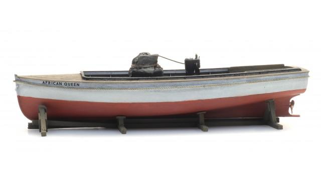 Lading: Stoombootje African Queen (105mm)