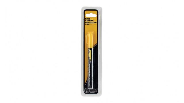 Strassenmarkierungsstift gelb