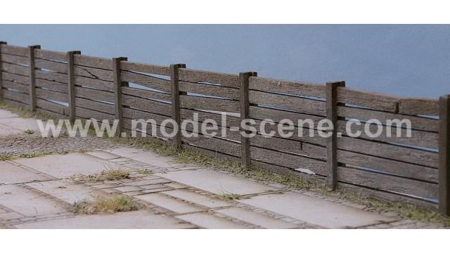 Concrete Fence Type II.