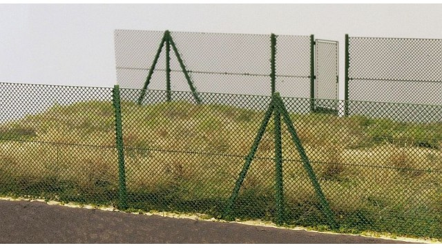 Chain fence 2m, 1:72/1:87