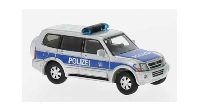 Mitsubishi Pajero Polizei,