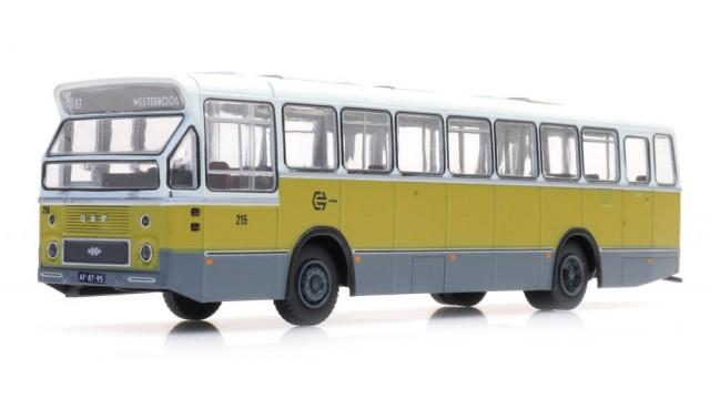 Stadsbus CSA1 Enhabo - Witte raamstijlen, NR 215