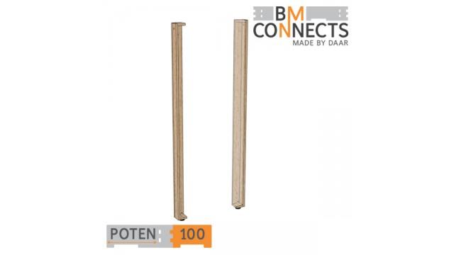 Potenset 100cm, 2 stuks
