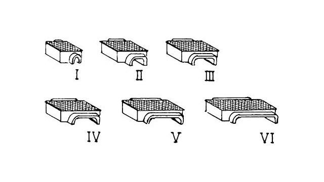 Stellwerk – Druckrollenkästen,unterirdisch