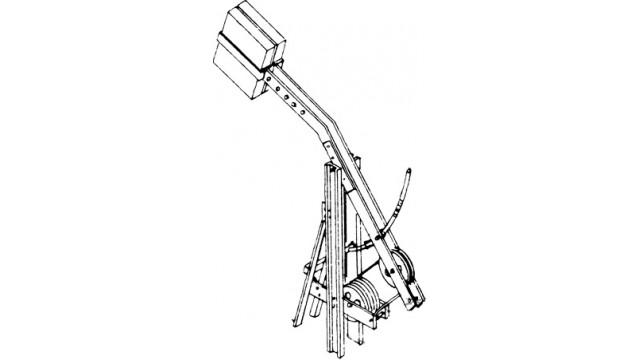 Stellwerk – Signalspannwerk, Messingguss