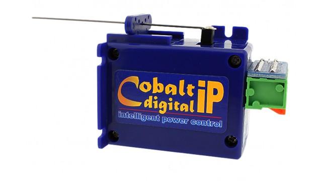 6 Cobalt wisselmotoren digitaal DCC max 16V