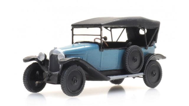 Citroën Type A blauw