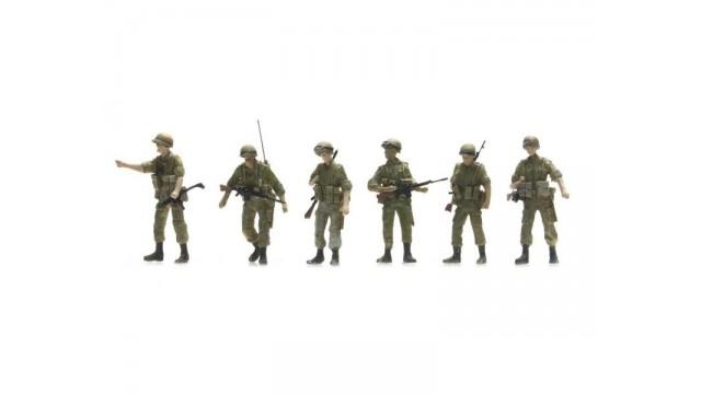 IDF infantry patrol 6. Fig