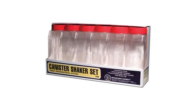 CANISTER SHAKER SET