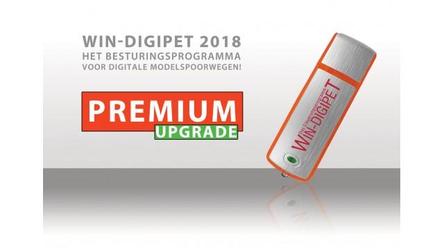 Update van Small 2012 naar Premium 2018