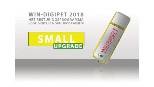 Update van Small 2012 naar Small 2018