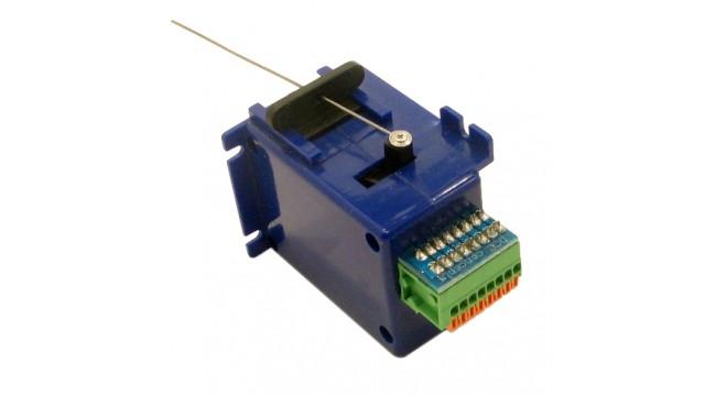 12 Cobalt wisselmotoren analoog met DCC decoder tot 25V