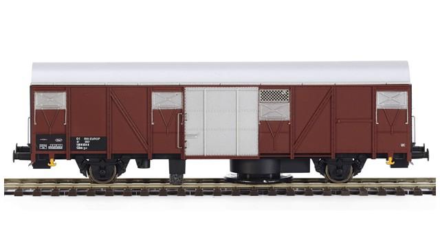 Mabar Tren Schoonmaakwagen, DC, SNCF