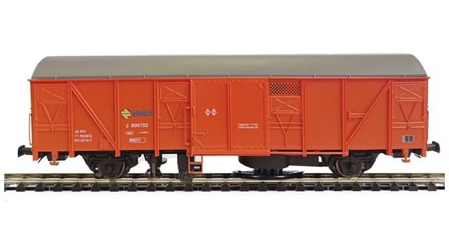 Mabar Tren Schoonmaakwagen, DC, RENFE auxiliary service