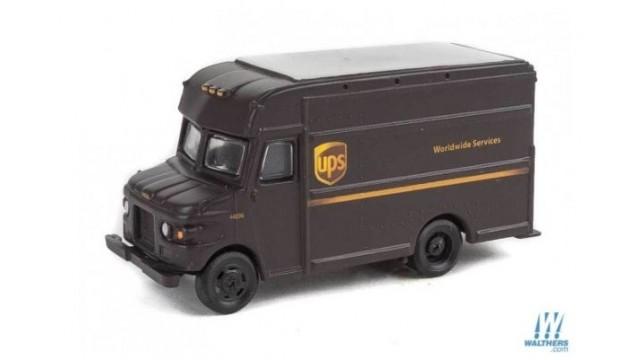 UPS BEZORGWAGEN WWS LOGO H0