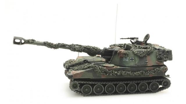 BRD M109 A3G Flecktarnung Gefechtsklar