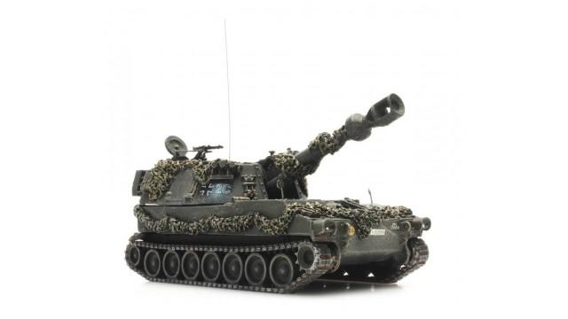 BRD M109G Gefechtsklar