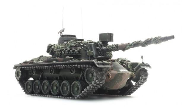 BRD M48 A2 G A2 Flecktarnung Gefechtsklar