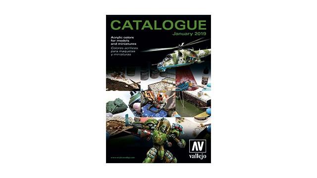 Vallejo catalogus 2019