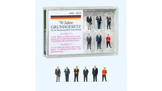 1:87 Bundesrepubliek Duitsland 70 jaar