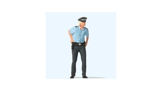 1:87 politieagente