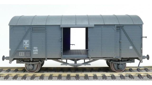 NS X-CHG EUROP wagen