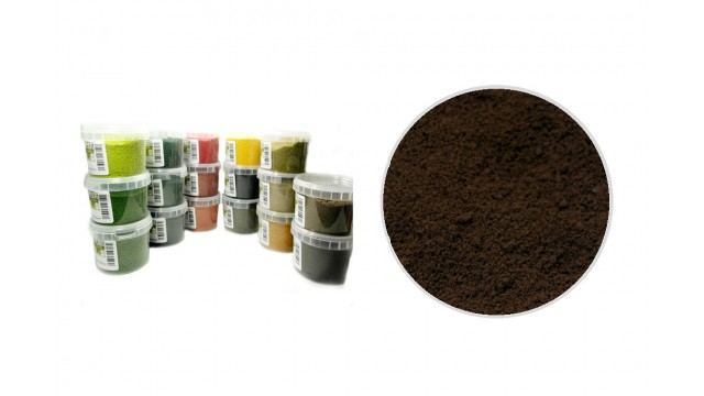 Fine Turf Soil Brown