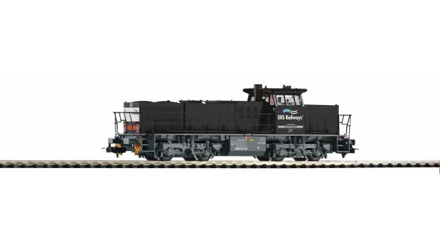 Uitloop - Diesellok G1206 ERS Railways