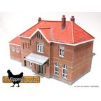 Exclusief: Voorthuizen Station, SMV, 1902 (3D kit)