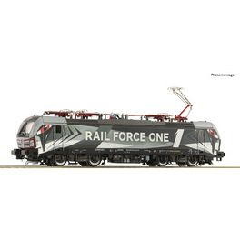 Eloc 193 623-6, Rail Force One, DCC, Sound