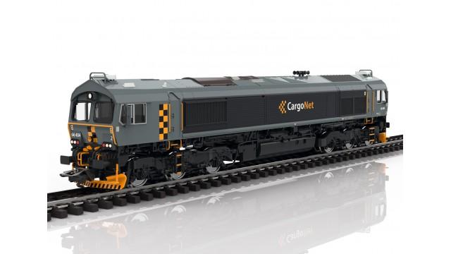 Diesellok Class 66, CargoNet,
