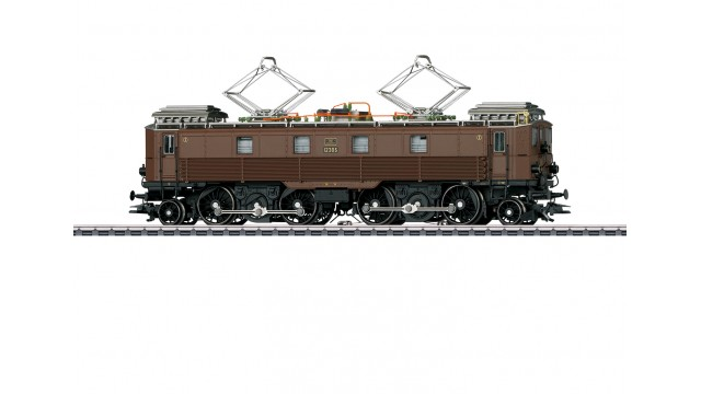 E-Lok Serie Be 4/6 SBB