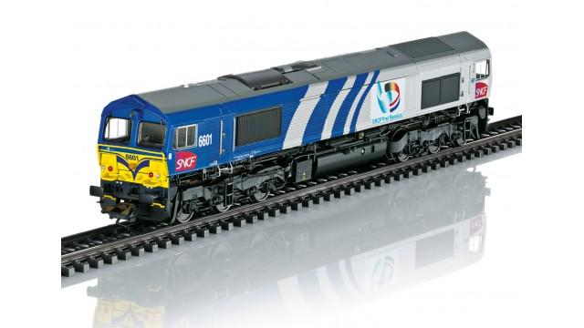 Diesellok Class 66 SNCF