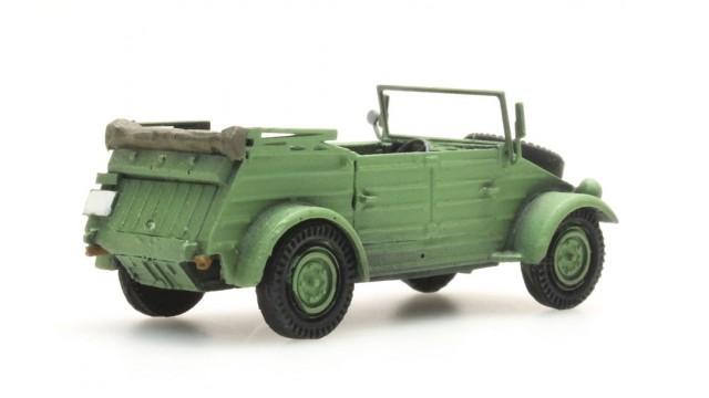 Kant-en-klaar, Kübelwagen VW 82 Groen CIVIEL