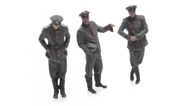 WW I Duitse officieren 3 Fig.