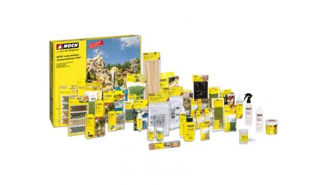 Landschaftsbau-Grundausstattungs-Paket