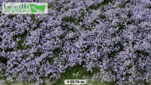Bloemen lavendel, 15 x 21 cm