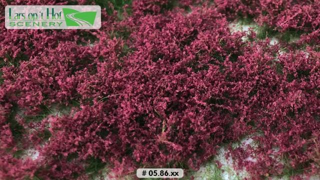 Bloemen paars, 15 x 21 cm