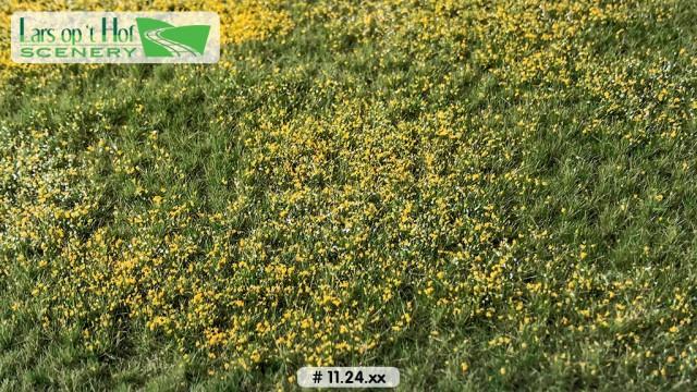 Bloemenweide zomer, 18,5 x 26,5 cm